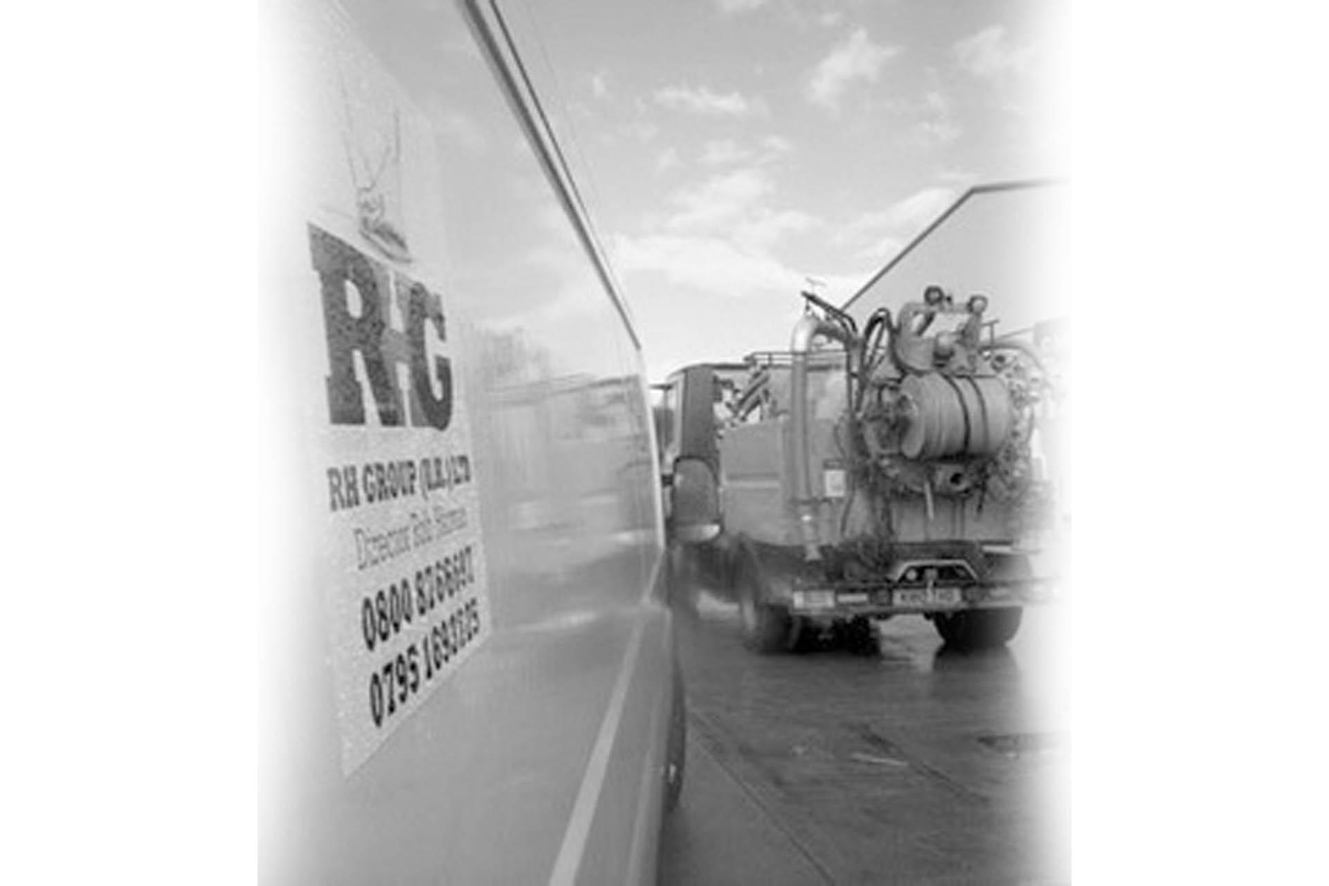 rh van and vector